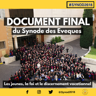 Document final: Les jeunes, la foi et le discernement des vocations