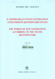 Book: The World of New Generations According to the Online Questionnaire