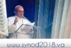 Pope: I desire young people to be the protagonists of the Synod